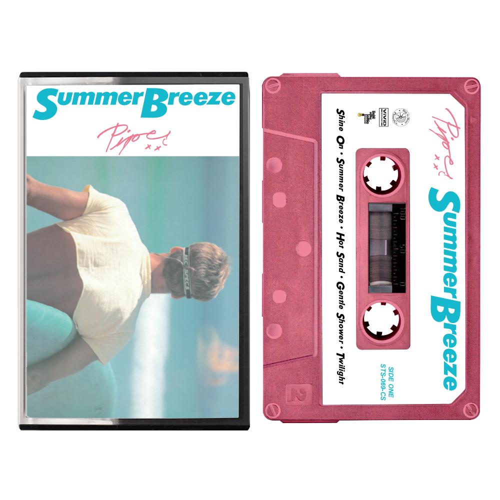 Summer Breeze - Cassette Tape