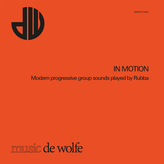 In Motion: Modern Progressive Group Sounds Played By Rubba