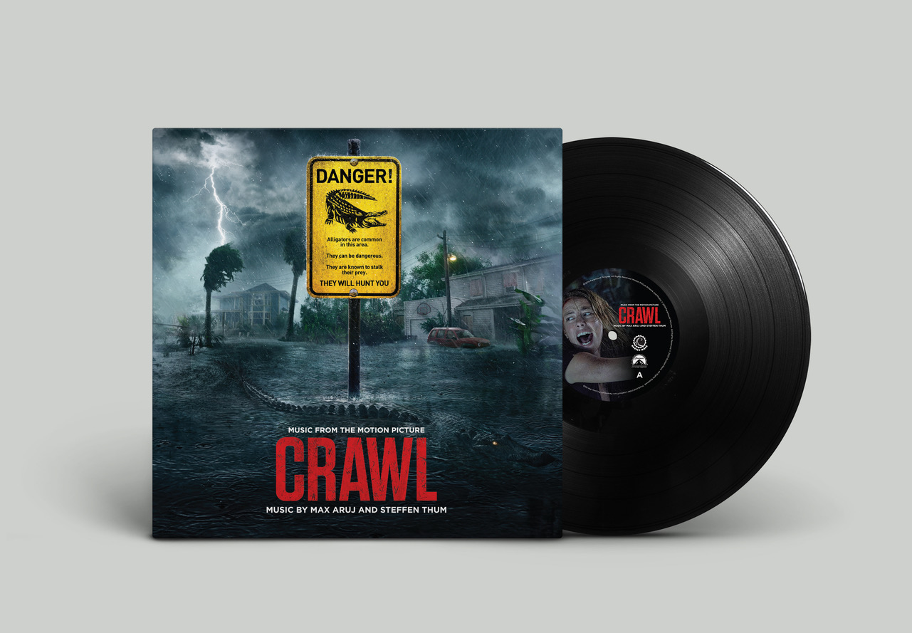 Crawl – Music From The Motion Picture
