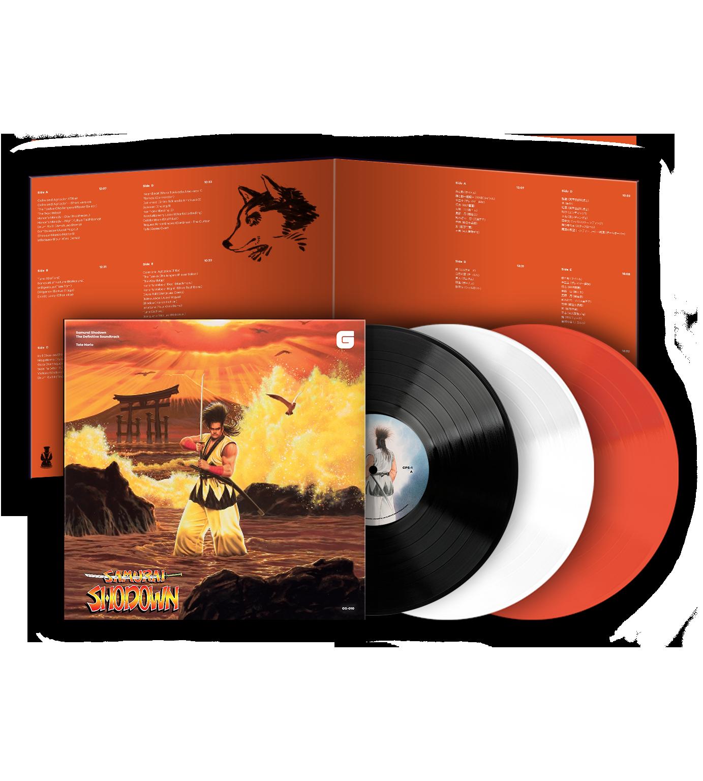 Samurai Shodown: The Definitive Soundtrack