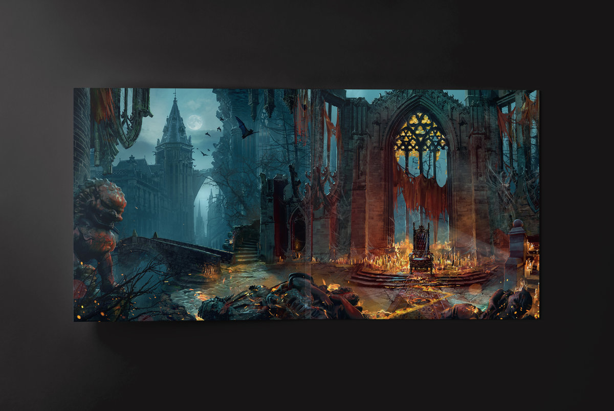 """Resurrection of the Night: Alucard's Elegy (Music from """"Castlevania: Symphony of the Night"""")"""