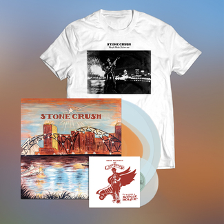 Stone Crush: Memphis Modern Soul 1977-1987 - Vinyl + T-Shirt Bundle