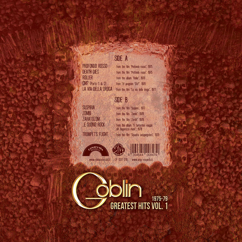 Goblin Greatest Hits Vol. 1 (1975-79)
