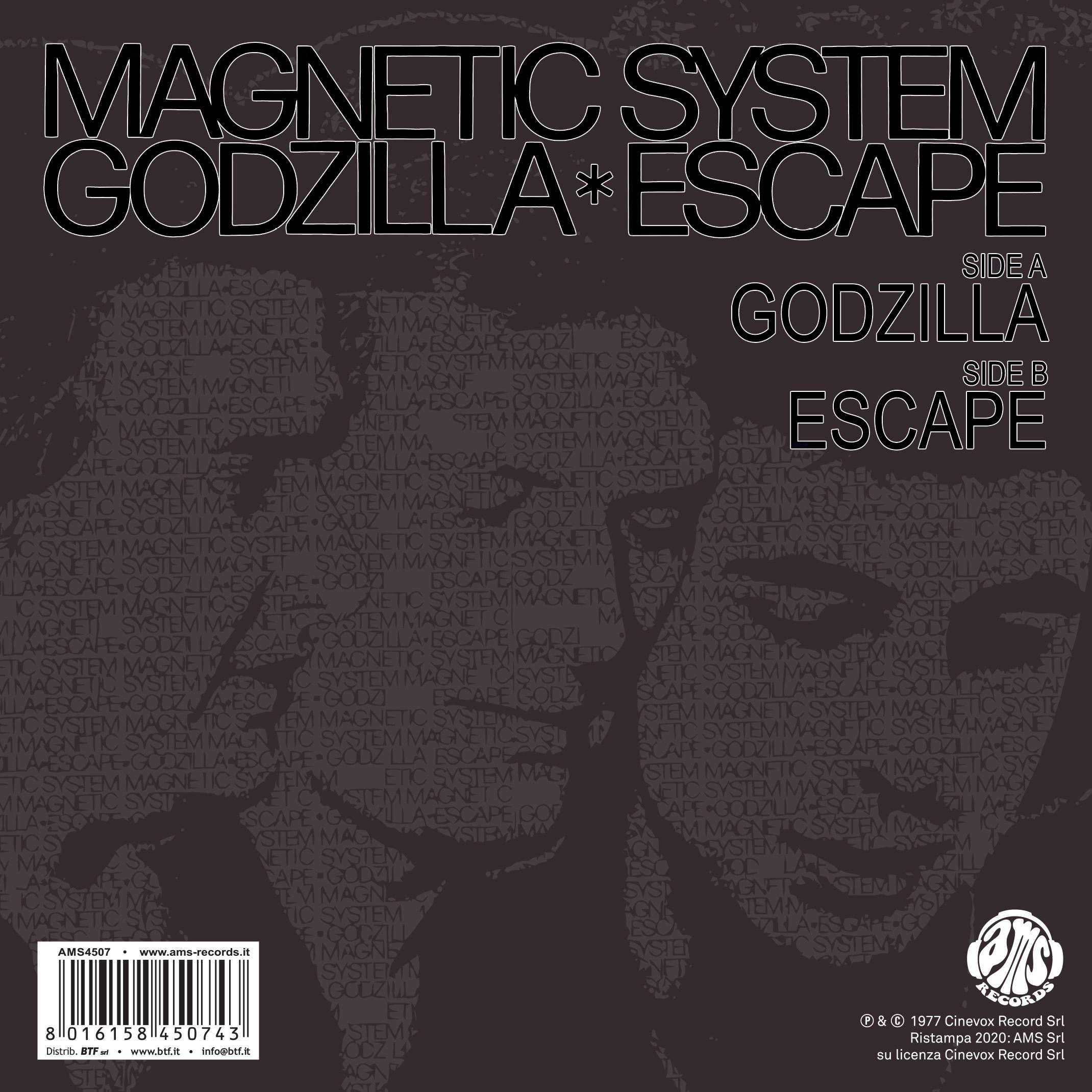 Godzilla/Escape