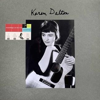 Recording is the Trip – The Karen Dalton Archives
