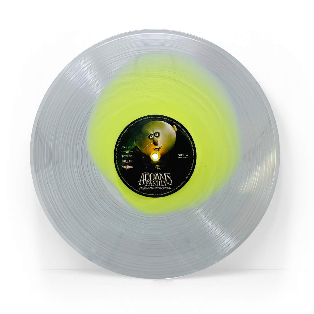 The Addams Family Soundtrack