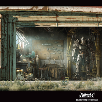 Fallout 4: Special Extended Edition Vinyl Soundtrack