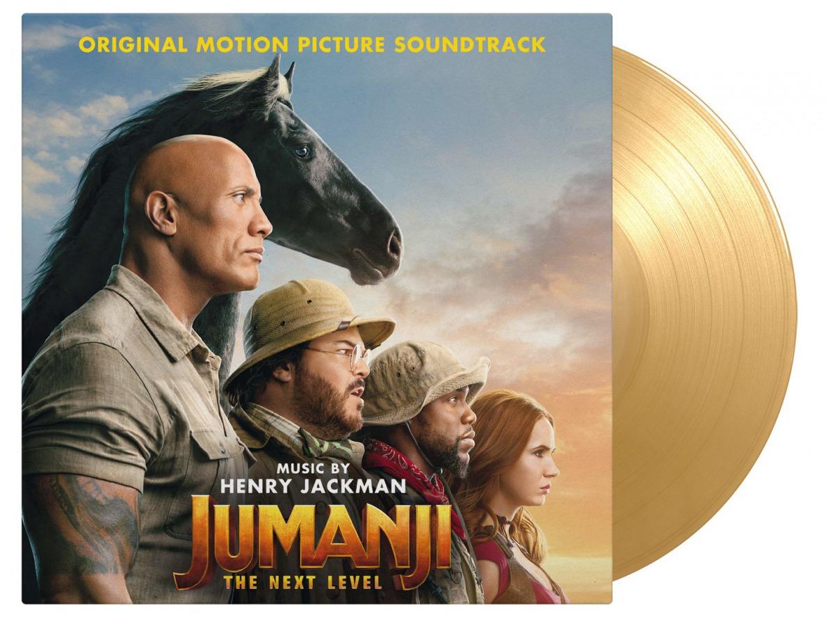 Jumanji: The Next Level (Soundtrack)