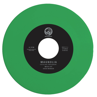 "Eastern Flowers 7"" (Green Vinyl)"