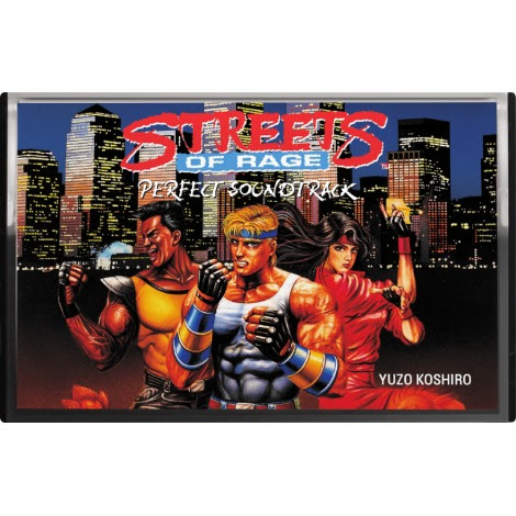 Streets of Rage - Perfect Soundtrack (Tape Edition)