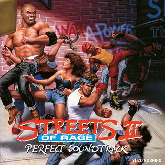 Streets of Rage 2 - Perfect Soundtrack (Tape Edition)