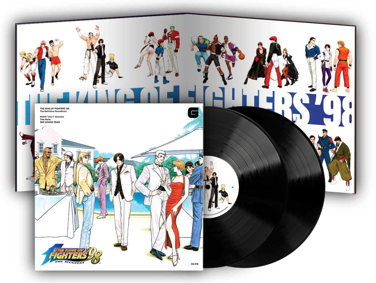 King of Fighters '98 - The Definitive Soundtrack