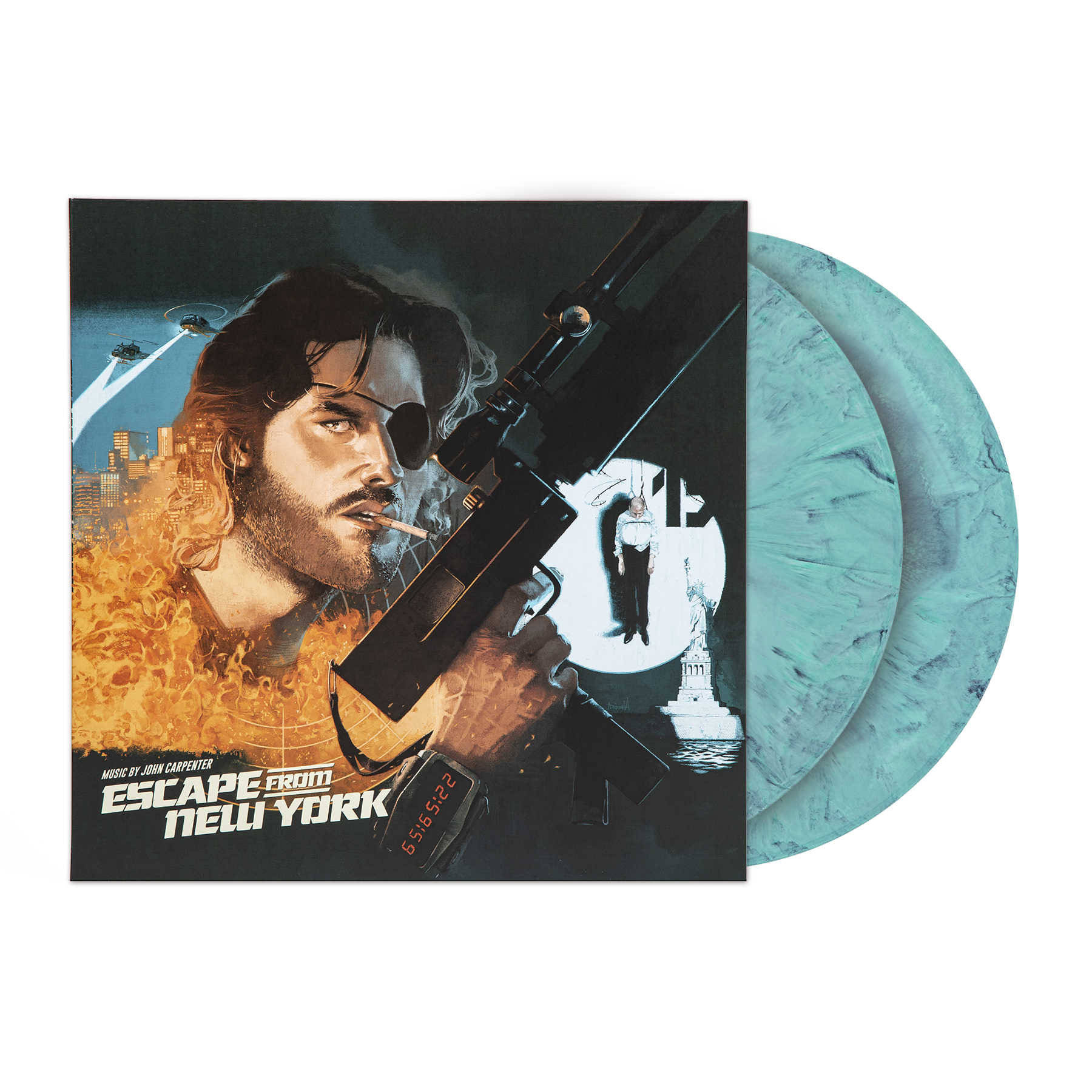 Escape From New York (Expanded Original Motion Picture Score)