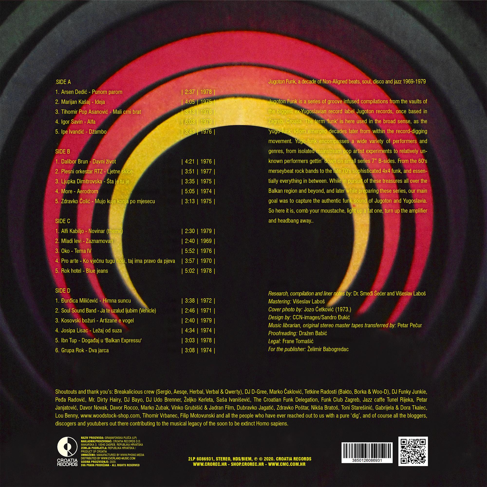 Jugoton Funk Vol. 1