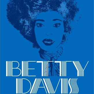 Betty Davis Screen Printed Poster