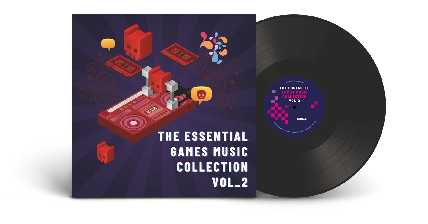 The Essential Games Music Collection Vol. 2