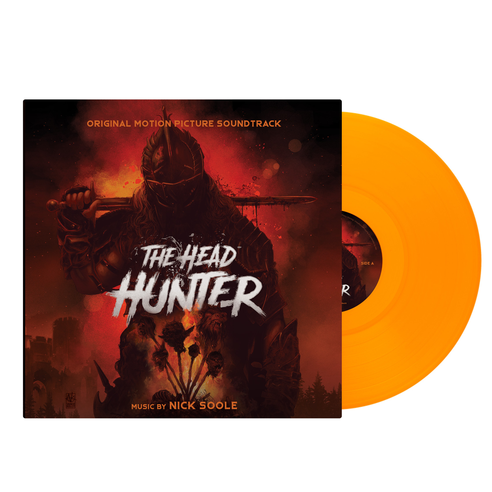 The Head Hunter - Original Motion Picture Soundtrack