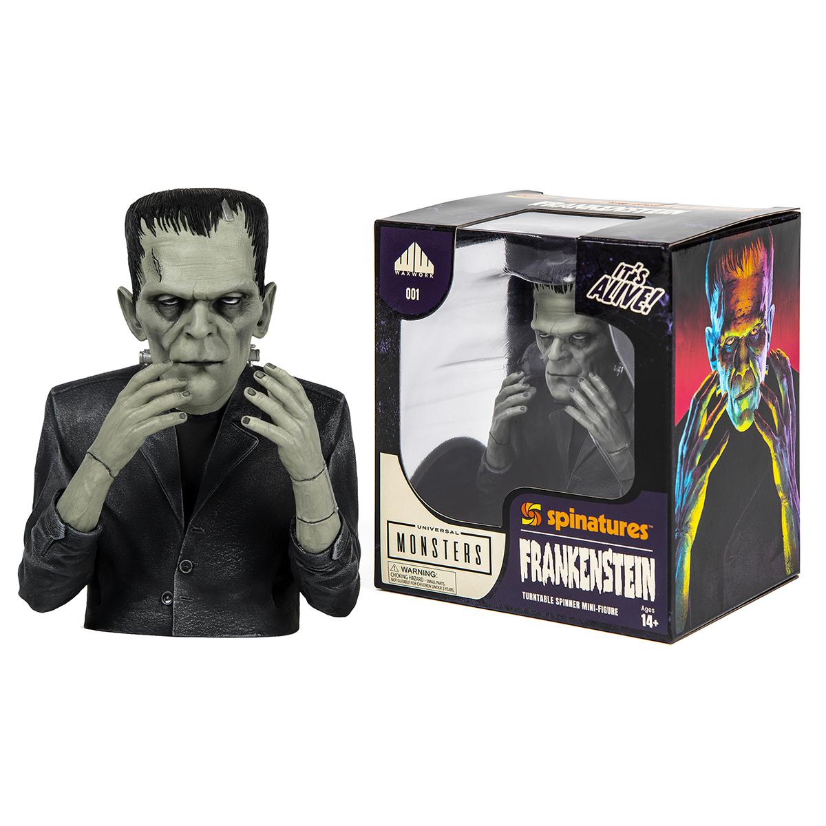 Frankenstein Spinature