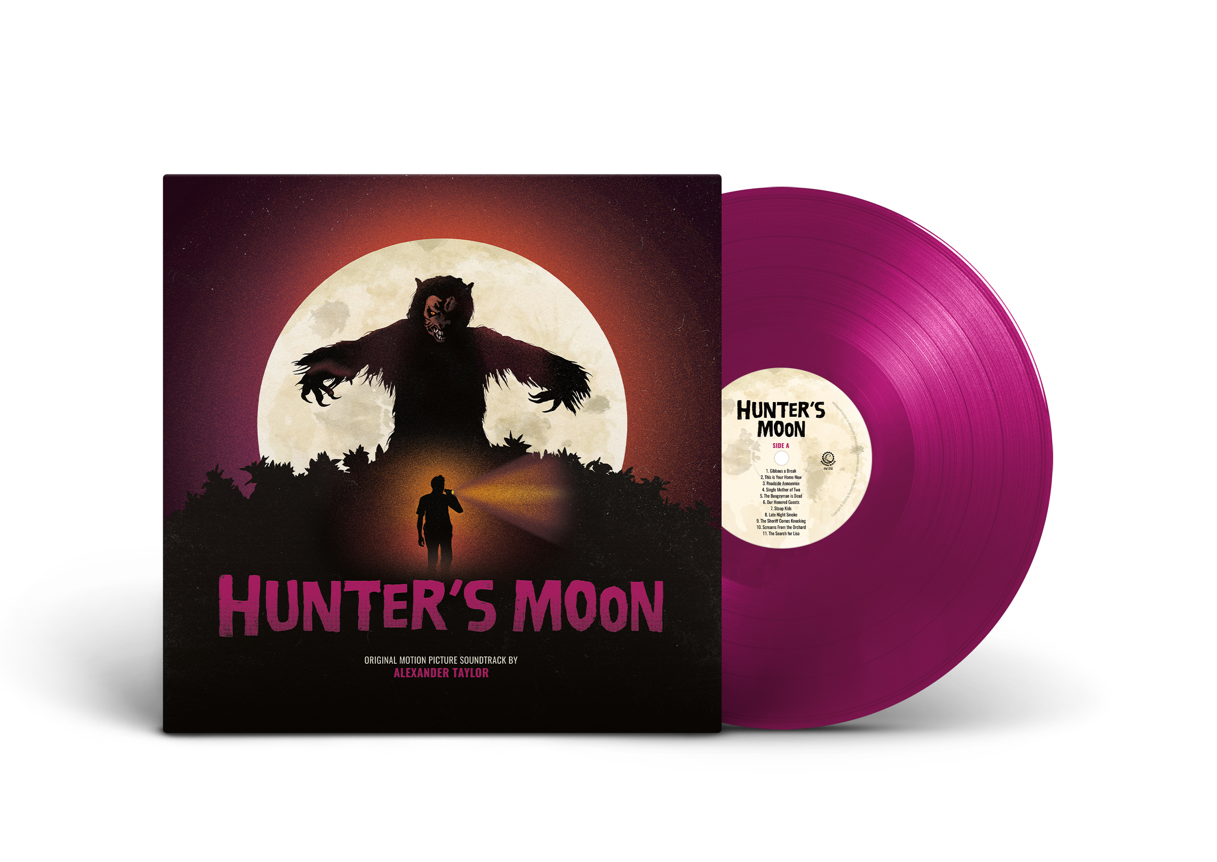 Hunter's Moon (Original Motion Picture Soundtrack)