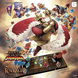Shovel Knight: King of Cards + Showdown - The Definitive Soundtrack