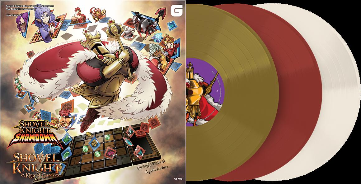 Shovel Knight: King of Cards + Showdown - The Definitive Soundtrack