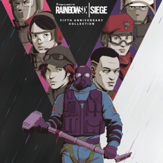 Siege: Fifth Anniversary Collection