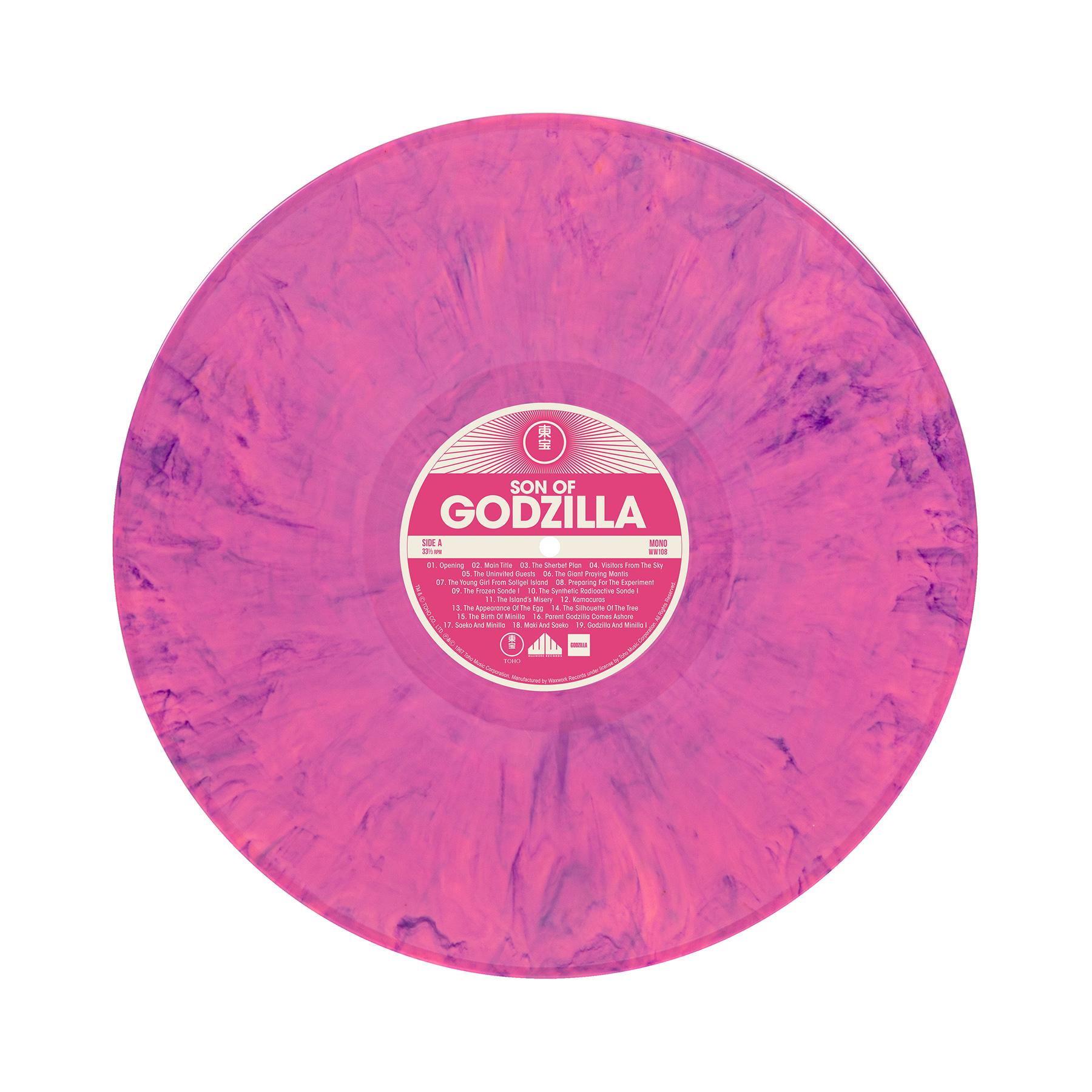 Godzilla: The Showa-Era Soundtracks 1954-1975