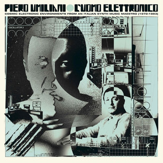 L'uomo Elettronico: Cosmic Electronic Environments from an Italian Synth Music Maestro (1972-1983)