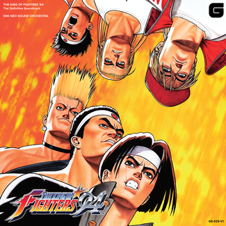 The King of Fighters 94 - The Definitive Soundtrack