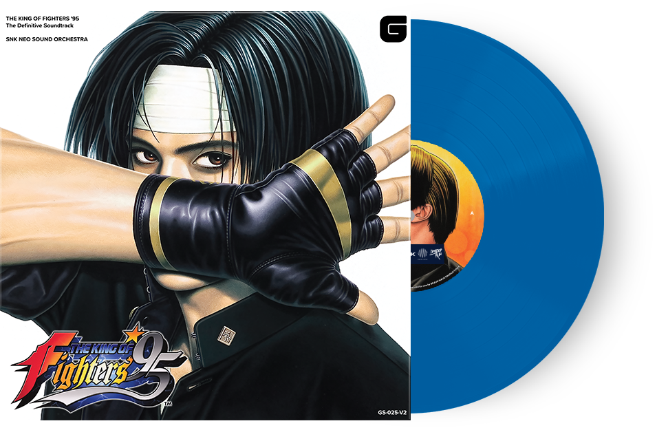 The King of Fighters '95 - The Definitive Soundtrack