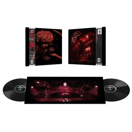Resident Evil 2 (Original Soundtrack)