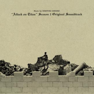 Attack on Titan Season 2 Original Soundtrack