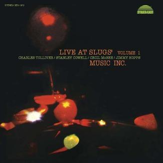 Live At Slugs' Volume One
