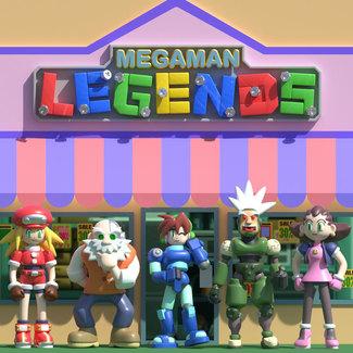 Mega Man Legends (Original Video Game Soundtrack)