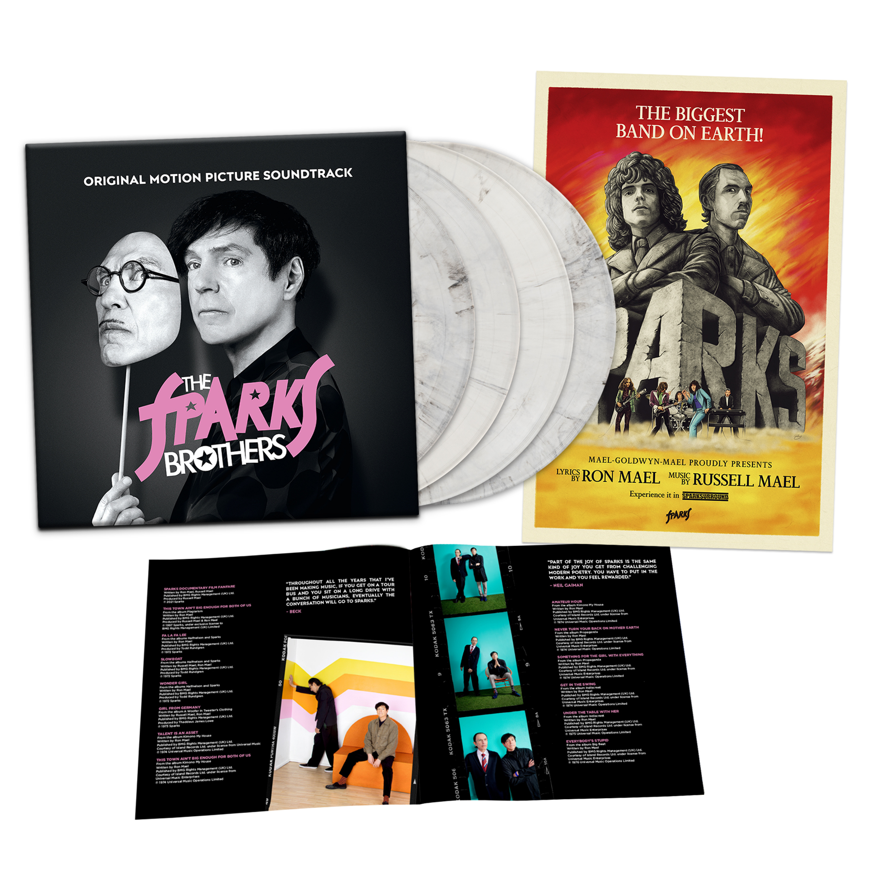 The Sparks Brothers (Original Motion Picture Soundtrack