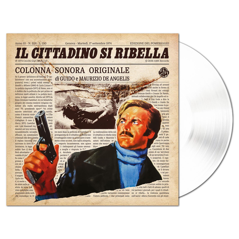 Il Cittadino Si Ribella (1974 Original Soundtrack)