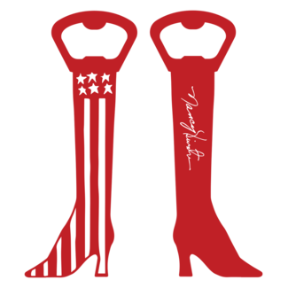 Nancy Sinatra Boots Bottle Opener