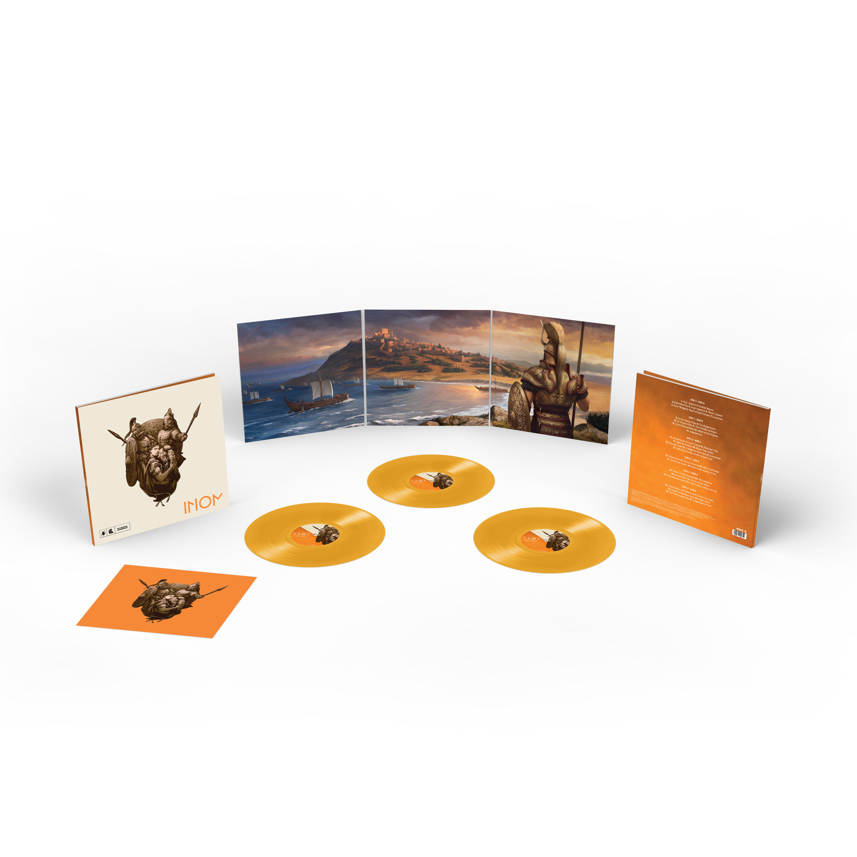 A Total War Saga: TROY (Original Soundtrack)