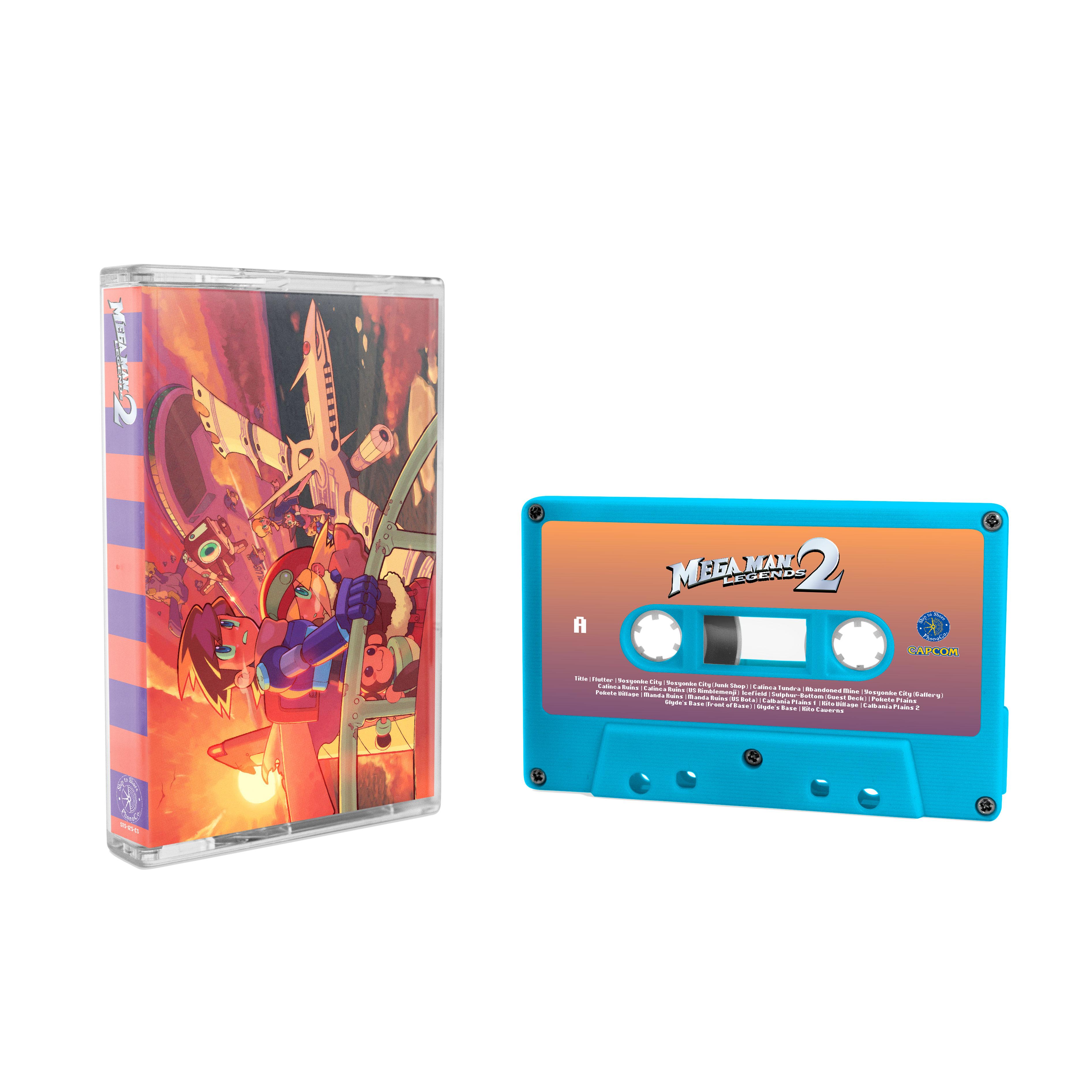 Mega Man Legends 2 (Original Video Game Soundtrack)