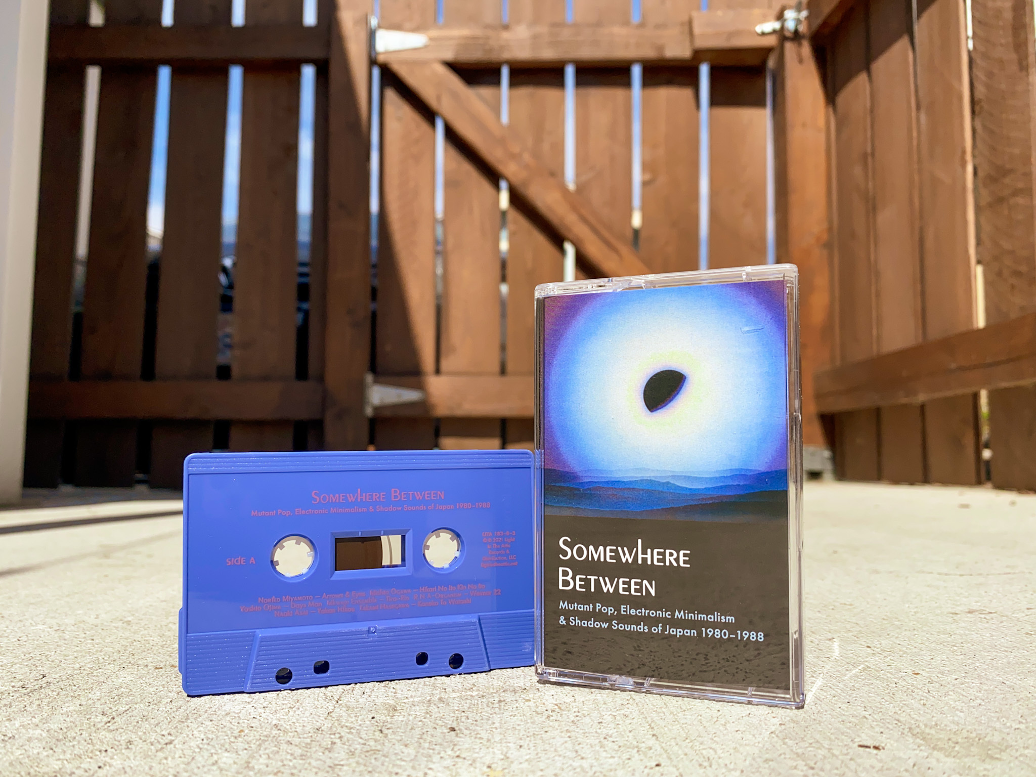 Somewhere Between: Mutant Pop, Electronic Minimalism & Shadow Sounds of Japan 1980-1988