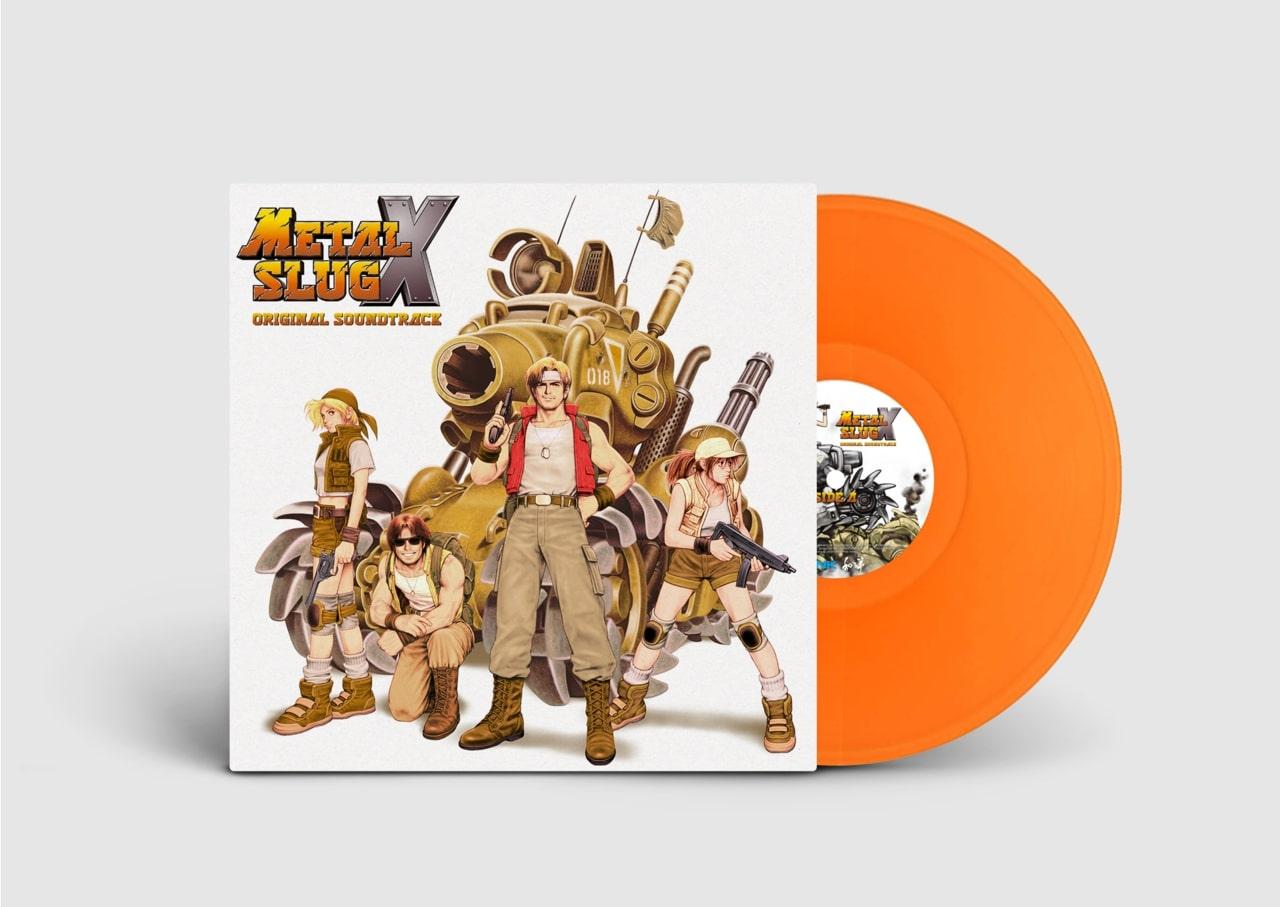 Metal Slug X (Original Soundtrack)