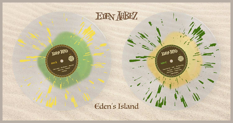 Eden's Island (Wooden Boxset Edition)