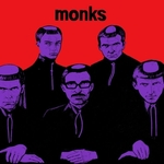 Monks Screen Printed Poster