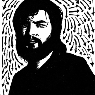 Kris Kristofferson (LIMITED SCREEN-PRINTED POSTER)