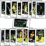Seattle SuperSonics Replica Trading Cards