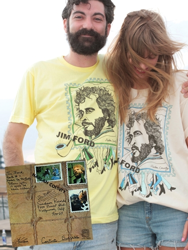 "Jim Ford ""Harlan County"" Tee Combo"