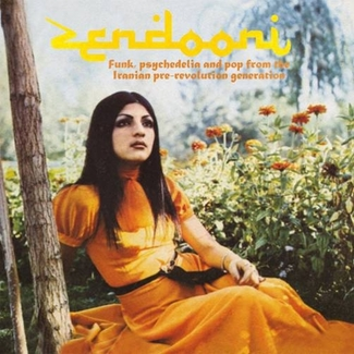 Zendooni: Funk, psychedelia and pop from the Iranian pre-revolution generation