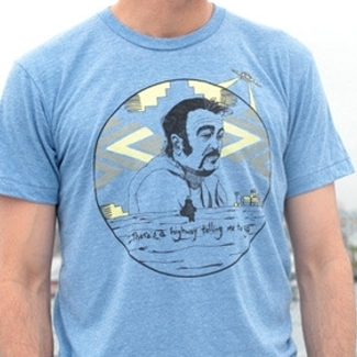 "Rotter And Friends - Jim Sullivan ""UFO"" Tee"