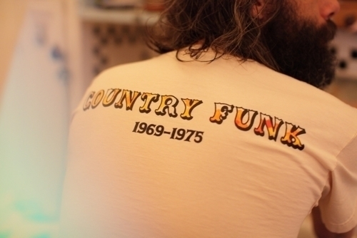 """Rotter and Friends """"Country Funk"""" Tee"""