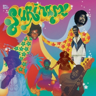 Surinam! - Boogie & Disco Funk From The Surinamese Dance Floors '76 - '83